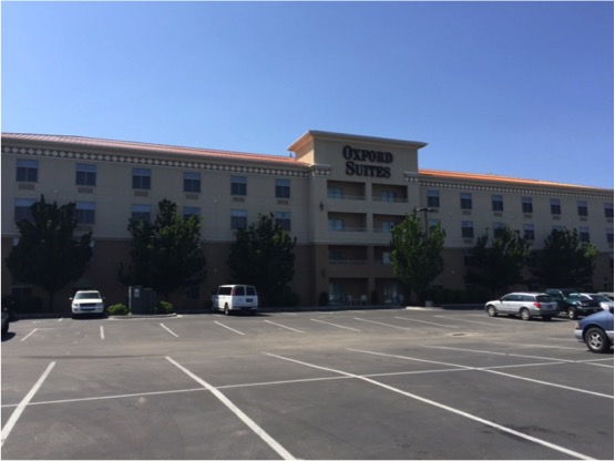 The Oxford Suites Hotel in Boise 1