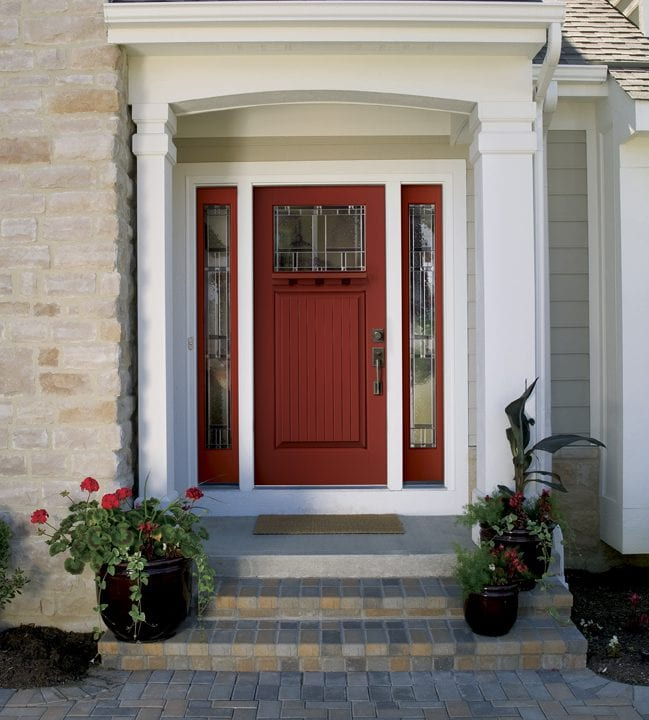 ThermaTru Entry Door 649x720